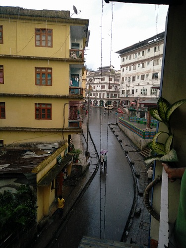 Phuentsholing Rain